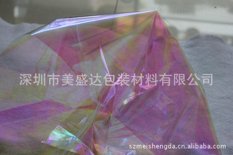彩虹纸孔雀的折法图解