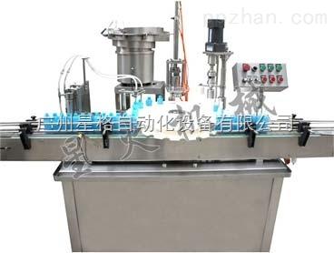 灌装机/包装机械/喷雾剂灌装旋盖一体机