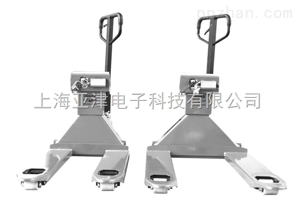 不锈钢叉车秤医药行业专用3吨带打印叉车秤?