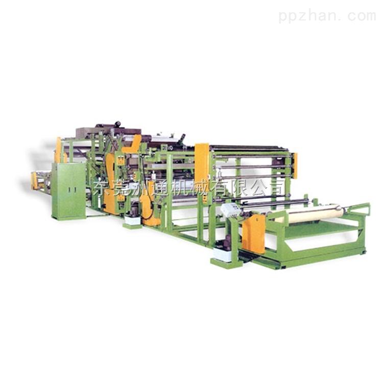 布料复合设备_洲通机械服装布料复合机