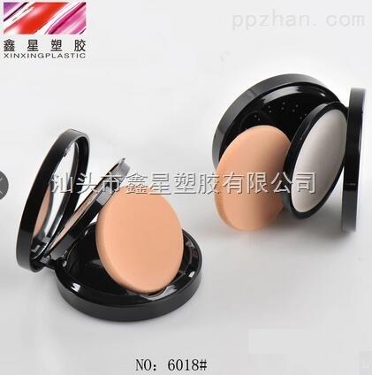 化妆品粉盒-粉饼盒厂家-汕头鑫星塑胶