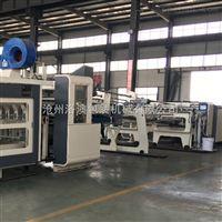 厂家供应优质全自动粘箱机 瓦楞纸箱机械设备 纸箱机械生产厂家