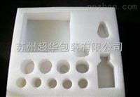 供应珍珠棉各类异形材料 可来图来样设计加工白色EPE型材